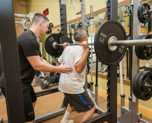 Strength Training Weymouth MA