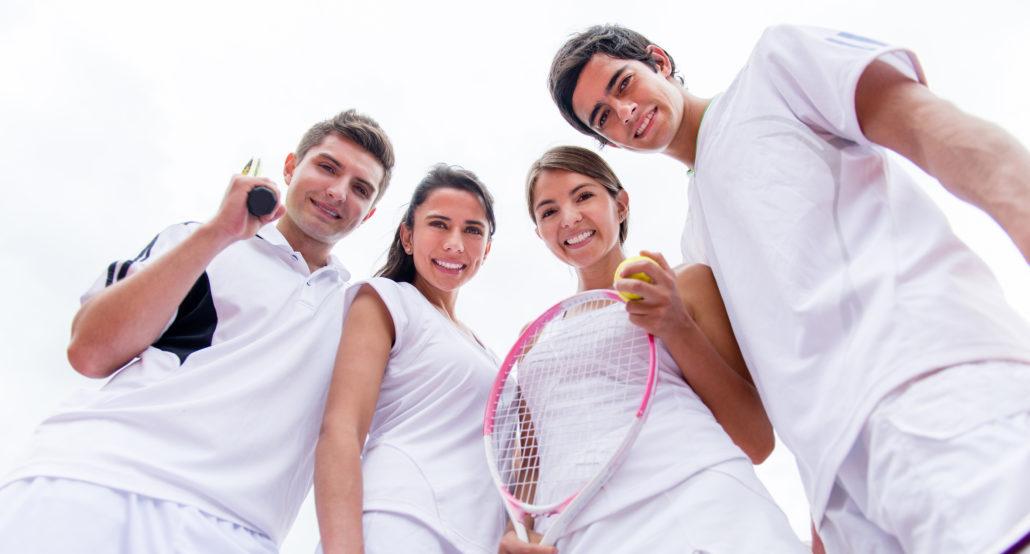 Play Tennis At Weymouth Club